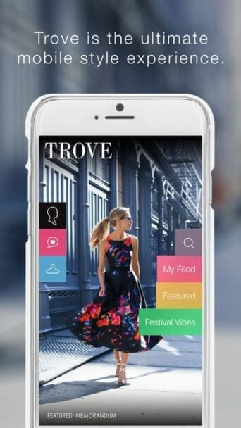 trove mobile app development